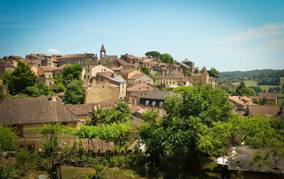 Belvès Les Plus Beaux Villages de France - Domme (Домм), Аквитания, Франция - достопримечательности, путеводитель