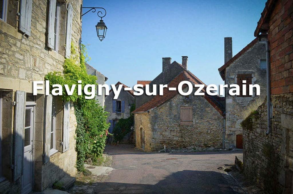 Flavigny-sur-Ozerain